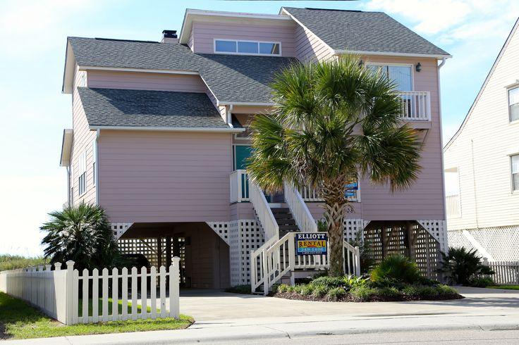 Britt house oceanfront rental 4 bedrooms 4 full baths - 4 bedroom condos in myrtle beach sc ...