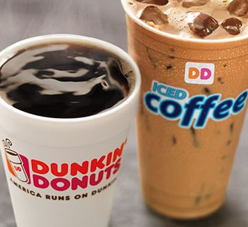 Here's another National Coffee Day freebie for ya! If you have a Dunkin' Donuts shop nearby, be sure to download the FREE Dunkin' Donuts app if you haven't already (go here for iTunes or here for Google Play). Then, on 9/29 only, you'll be able to pull up the mobile app to receive a FREE small hot or iced Dunkin' Donuts coffee at participating Dunkin' Donuts restaurants. Head on over here for more details.