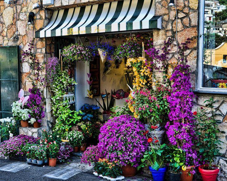 21 best Beautiful Flower Shops images on Pinterest | Shops, Flower ...