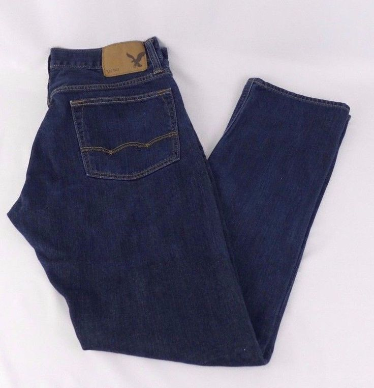 American Eagle Outfitters Men's Slim Jeans Size 32x32  #AmericanEagleOutfitters #SlimSkinny
