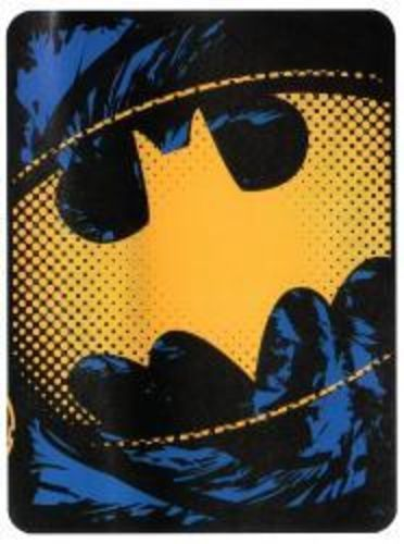 "45"" x 60"" Batman Ripped Fleece Blankets Throw #TheNorthwestCompany #Modern"