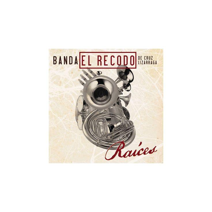 Banda el recodo de c - Raices (CD)