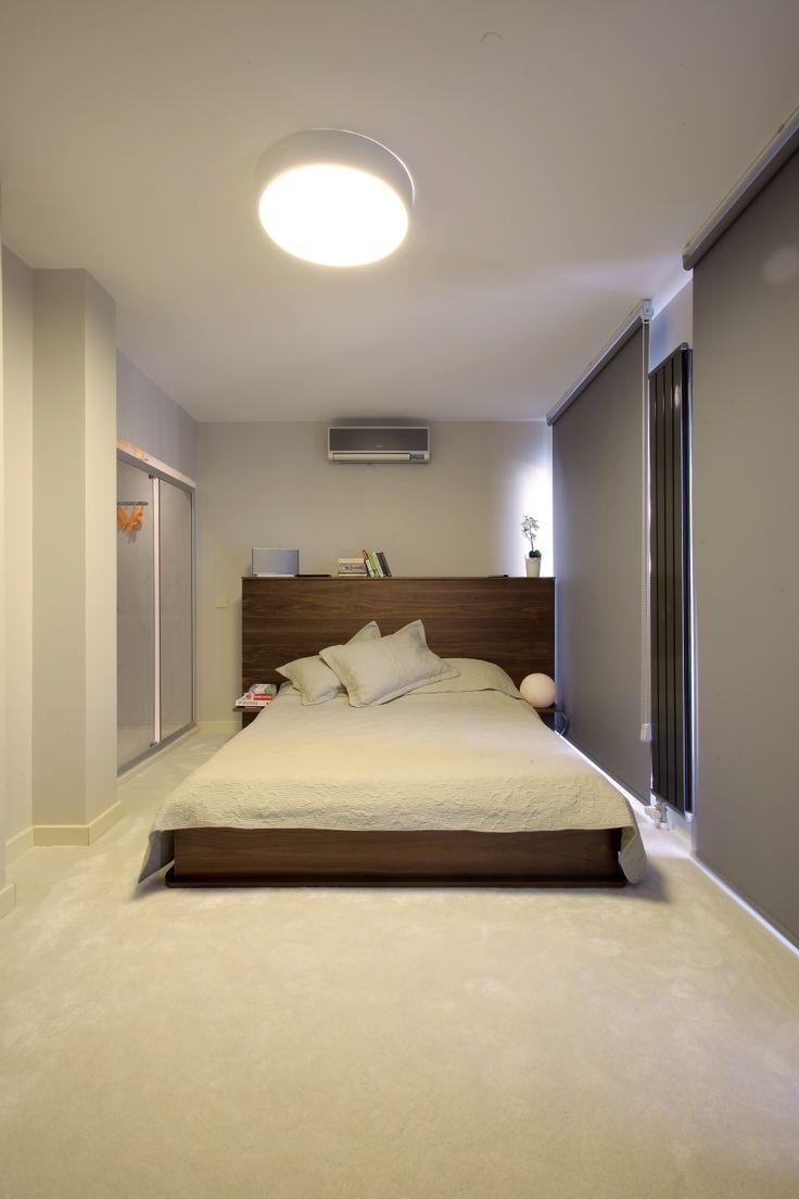 Terrace House // Naif Tasarım     #interiordesign #bedroom