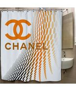 Chanel Orange Curved Point Custom Print On Poly... - $35.00 - $41.00