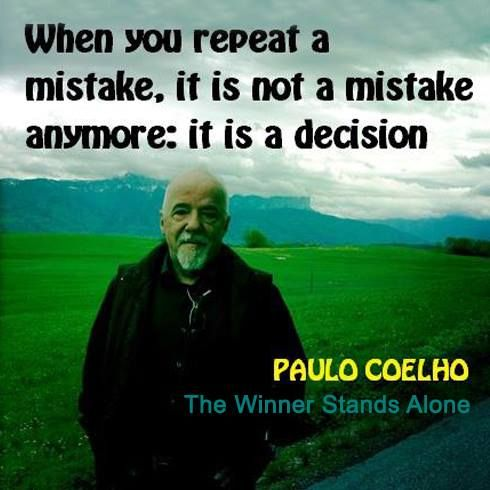 15 Amazing Paulo Coelho Quotes that will change your Life!! - MotivationGrid