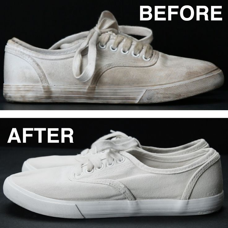 Best Way To Clean White Converse Tennis Shoes