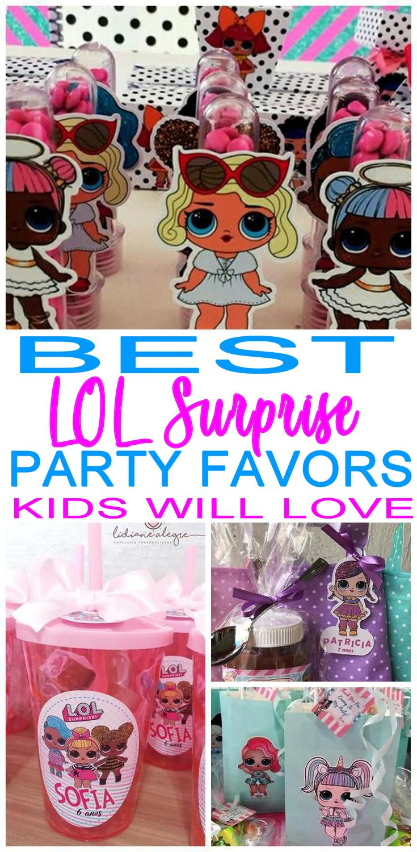 Fun Bag L.O.L Surprise Dolls Party Bag Fillers Stocking Fillers LOL
