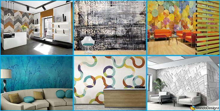 17 migliori idee su pareti interne su pinterest elemento for Rivestimenti in pvc per pareti bagno