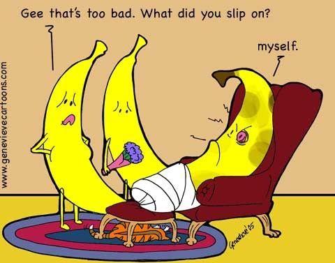 Funny Banana | Crazy Bananas... | Pinterest