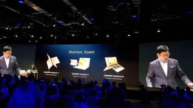Huawei, in arrivo i MateBook X, E, e D, con Windows 10 e Dolby Atmos Ho dato un'occhiata alla presentazione online di questi terminali, e devo dire che, in base alle parole del gran boss Richard Yu, e schede tecniche alla mano, sembra che i nuovi MateBook siano davver #huawei #matebook #windows10