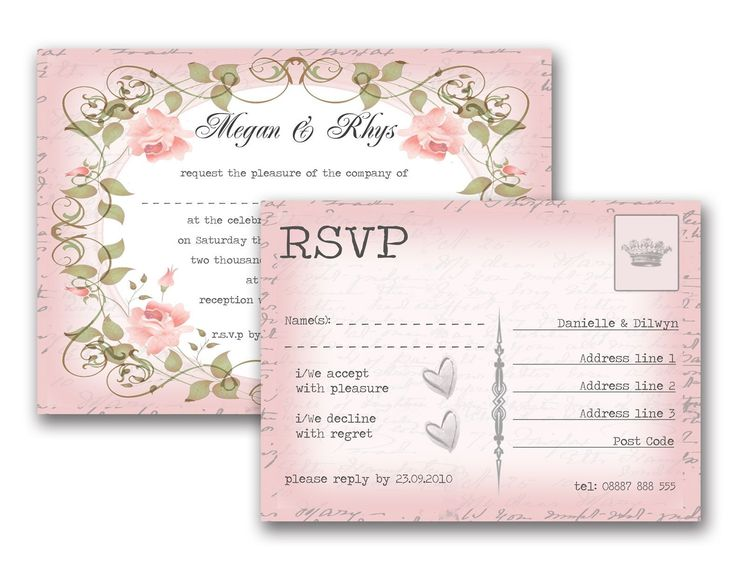 Wedding Invitation Regrets: 19 Best Wedding Invitations Images By Eden Craft Project