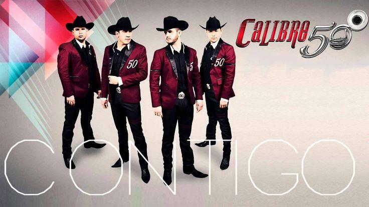 Calibre 50 2014 - Contigo 2014 (Album) Mix Lo Mas Nuevo