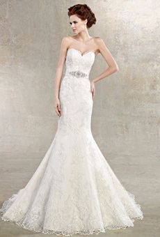 Kitty Chen Couture Wedding Gown
