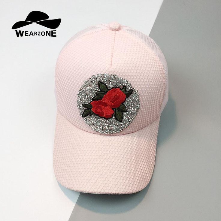Rose Embroidery Hat Cap Snap back Dad Cap Designer Hats Drake Men Women Visor Hat Skateboard