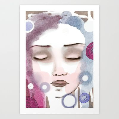 so sad Art Print Promoters - $18.00