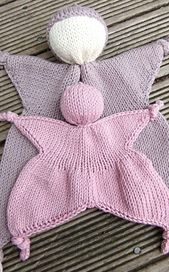 Free pattern-Ravelry: Teething Dolly pattern by Mishi Designs