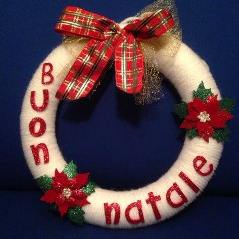Oltre 25 fantastiche idee su porta natalizia su pinterest - Ghirlanda di natale per porta ...
