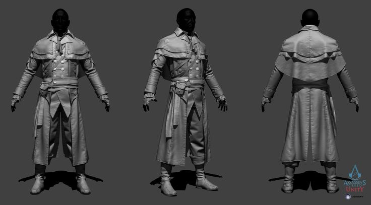 Assassin's Creed Unity - Quemar - ZBrush, Vince Rizzi on ArtStation at http://www.artstation.com/artwork/assassin-s-creed-unity-quemar-zbrush