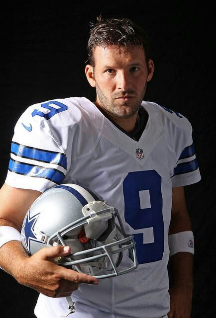 Tony Romo-- We love you Tony, and seeing you in Tyler was the most....