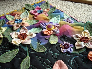 3 dimensional quilting