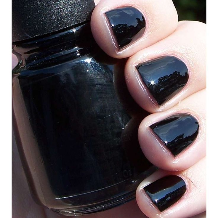 Black Nail Polish What Does It Mean: 17 Best Images About Nail Polish On Pinterest