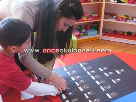 Parmak İzi Deneyi (resimli) - Önce Okul Öncesi Ekibi Forum Sitesi - Biz Bu İşi Biliyoruz