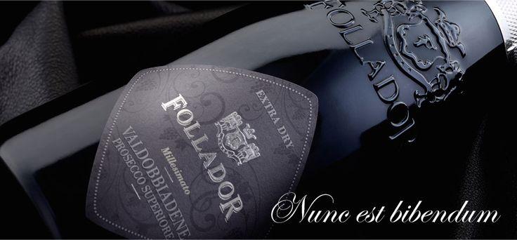 Follador Prosecco Spumante Vino - Prosecco Sparkling Wine by Follador - Italys finest wine