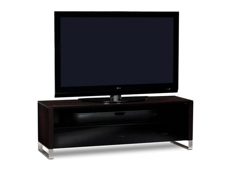 BDI Cascadia 8257 Espresso Oak Home Theatre TV Cabinet Is A Modern Piece Of  Furniture With