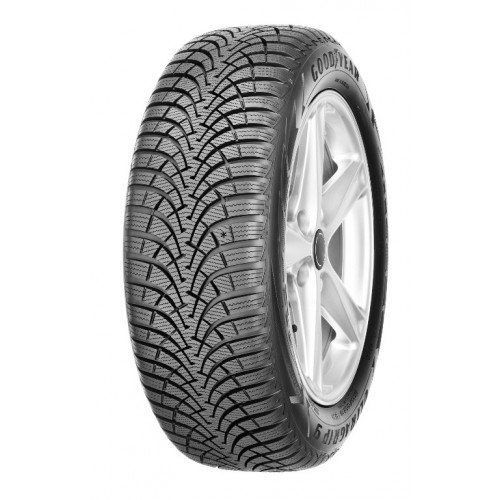 Goodyear–Ultra Grip 9-185/65R1588T–pneu hiver (voitures)–C/C/67: 185/65 TR15 TL 88T GY ULTRAGRIP9 ug9 Hiver Cet article Goodyear–…