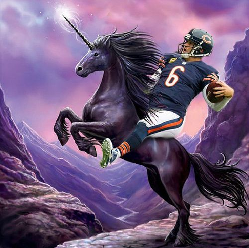 Believing at the start of every season that Jay Cutler has the potential to be an elite quarterback. | 22 Reasons Why Being A Chicago Bears Fan Is The Worst Love-Hate Relationship Of Your Life