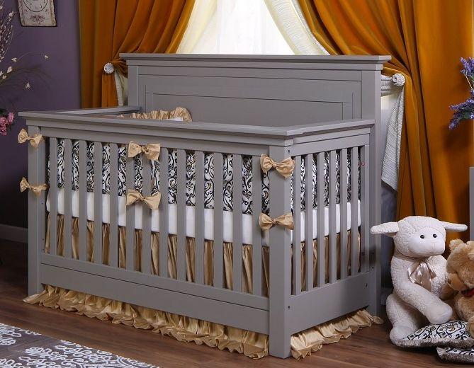 10 best Crib ideas images on Pinterest | Nursery ideas, Rustic baby ...
