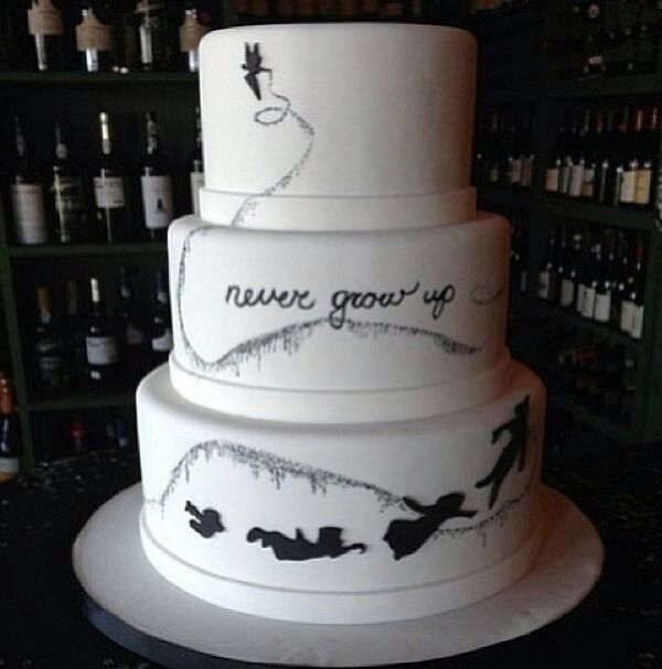 17 Best Images About Disney Wedding Cakes On Pinterest