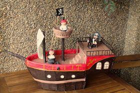 Un barco pirata para hacer!