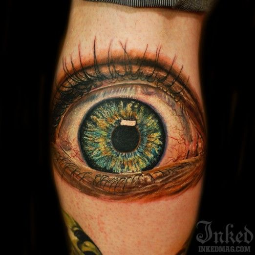 1000 images about portraits on pinterest portrait for Eye tattoo art