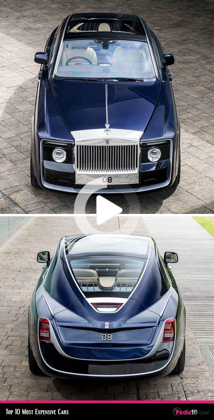 RollsRoyce Sweptail Luxury Cars in 2020 Expensive
