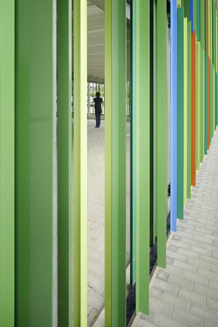 Gallery Of Muliy Storey Car Park / JSWD Architekten   3