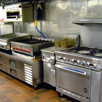 Best Commercial Kitchen Design Images On Pinterest Commercial - Commercial kitchen design ideas