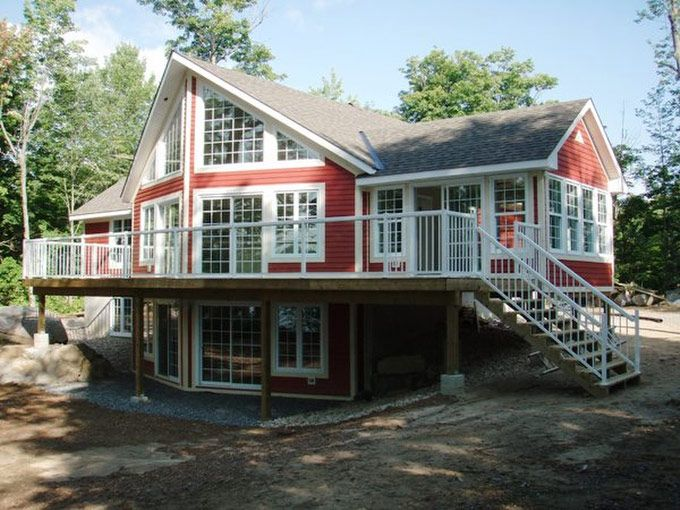 lake cabins to build | Guildcrest Homes Photo Gallery: Recreation