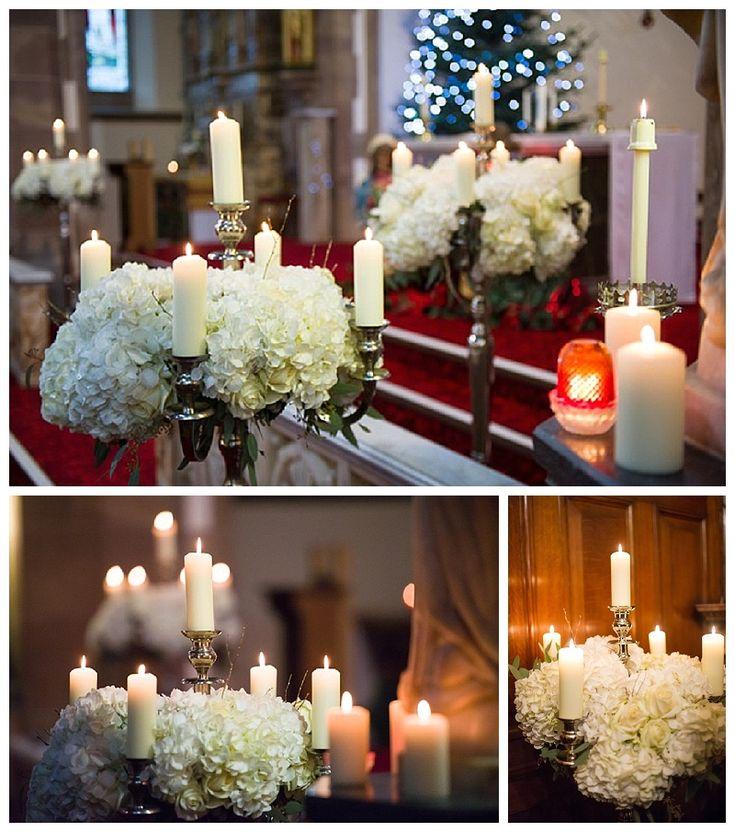 Wedding Flowers At Church: Best 25+ Wedding Candelabra Ideas On Pinterest