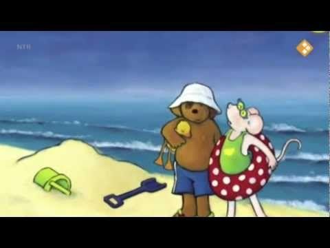 Bo en Babs gaan naar het strand