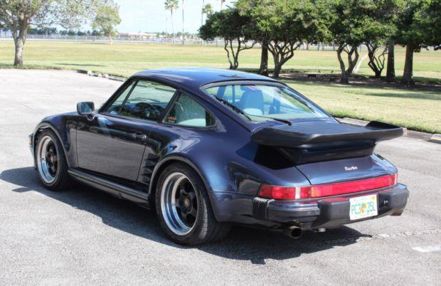 1987 Porsche 911 Turbo | Bring a Trailer