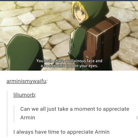 Well thanks Armin