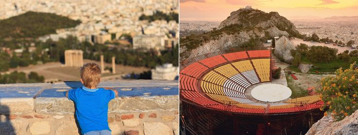 Find out the reason why artists often use the Greek scenery as their backdrop by climbing up the Lycabettus Hill!!