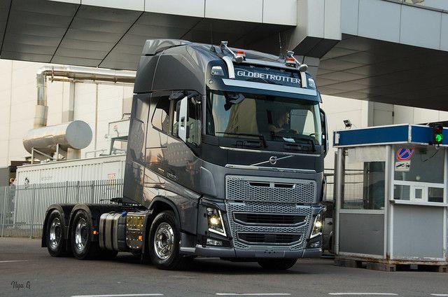 Volvo Fh16 750 Globetrotter Xxl In 2020 Volvo Trucks Volvo Volvo Suv