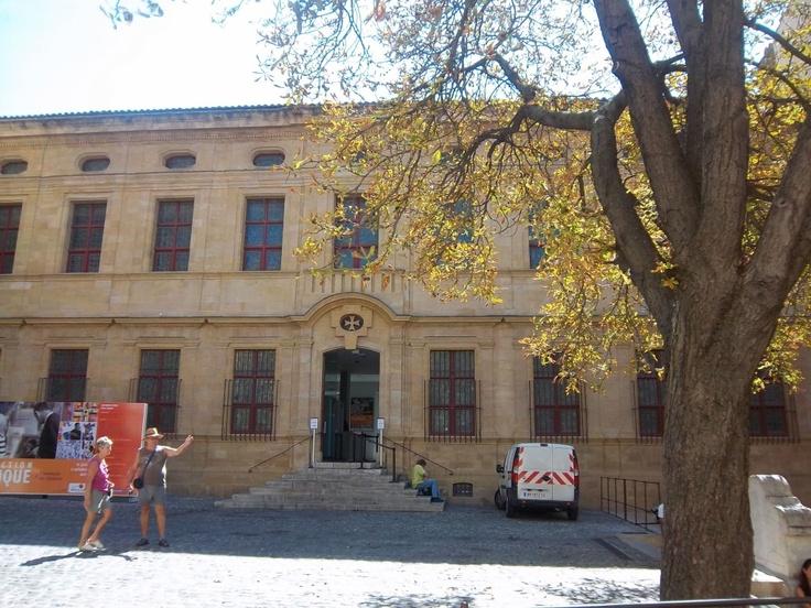 Musée Granet.  Aix-en-Provence.