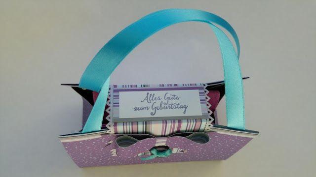 Stempeltopia: Handtaschen gehen doch immer! Zum Beispiel als hüb...