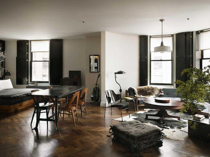 The Ace Hotel NY | romanandwilliams.com