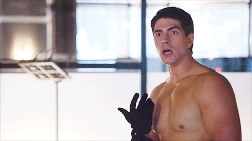 """And here is Brandon Routh, who plays Ray Palmer.   The Entire Cast Of """"Arrow"""" Is Totally Killing It On Instagram"""