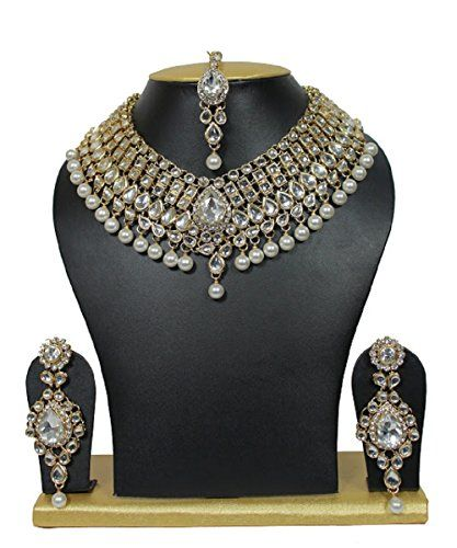 Traditional Indian Bollywood Gold Plated Stone Pearls Kun... https://www.amazon.com/dp/B01MG91Y4K/ref=cm_sw_r_pi_dp_x_cxcLybG2GPHW4