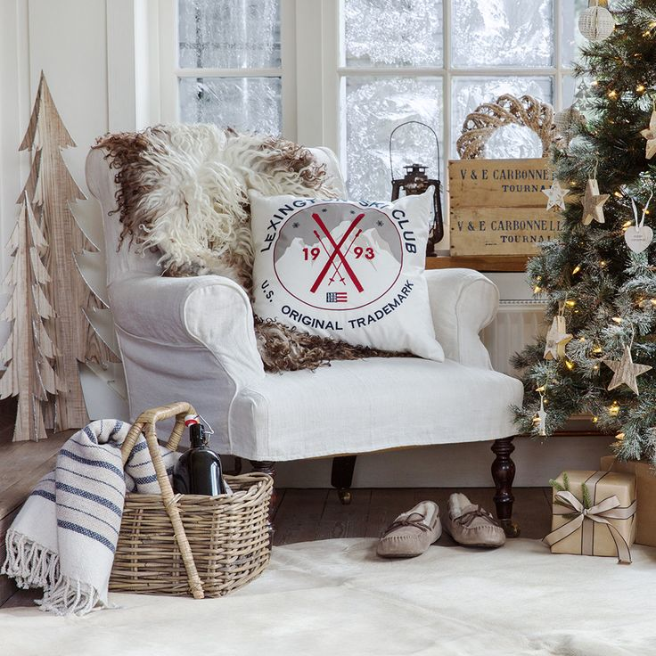 Buy Lexington Ski Club Cushion - 50x50cm | Amara